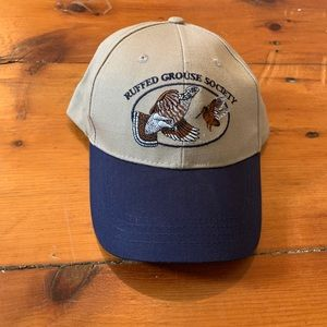Ruffed Grouse Society Hat